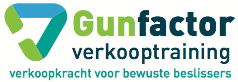 Gunfactor Verkoop Training Logo
