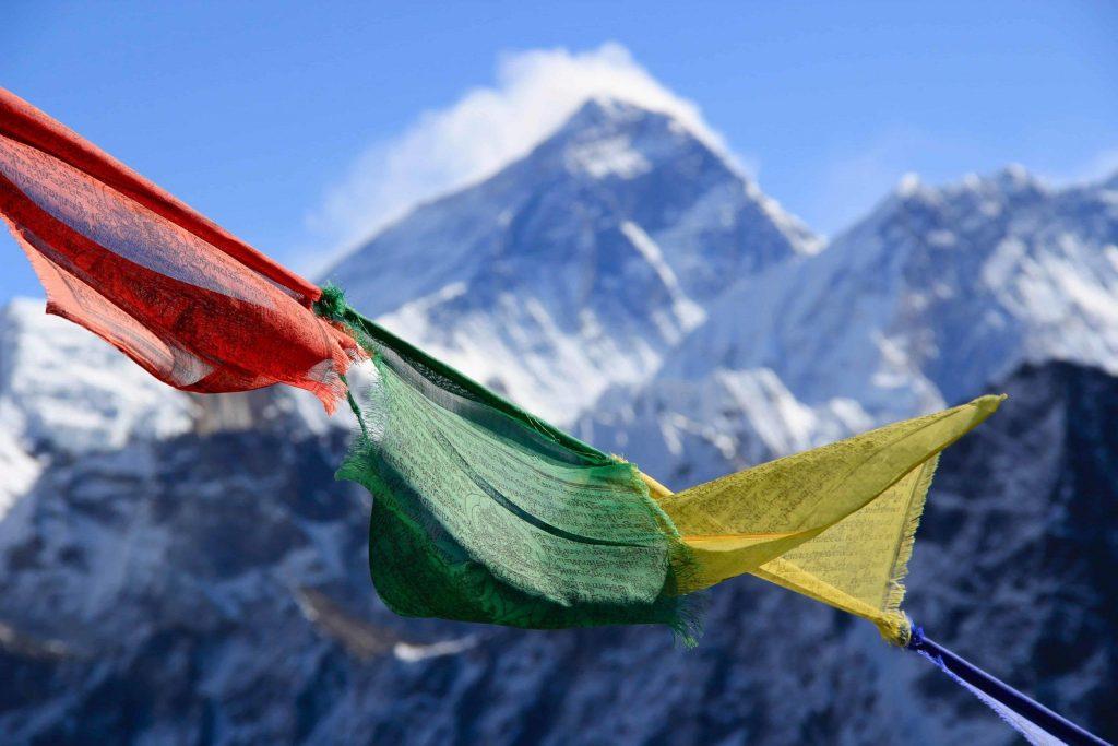 5 sales trainingen om de Everest te beklimmen