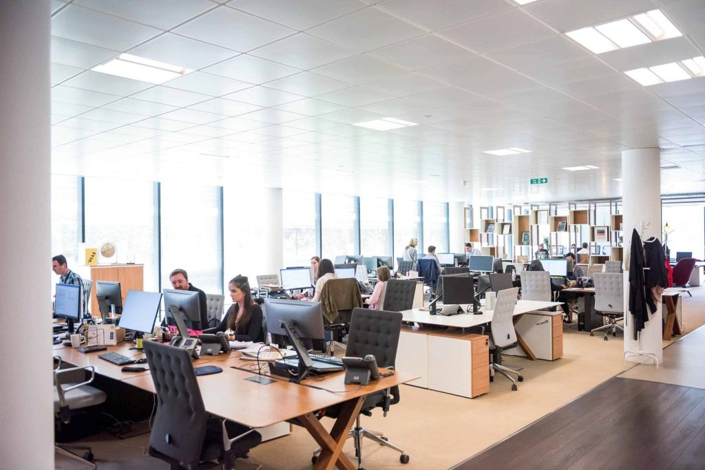 warme acquisitie call center