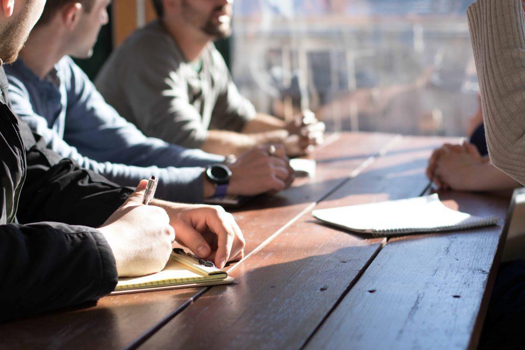 Sales trainingen geven verschilt per doelgroep.